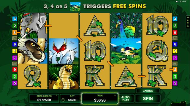 интерфейс азартной игры играть на деньги 2021