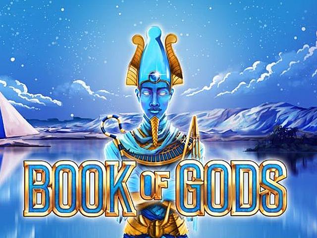 Книга Богов - игровой слот