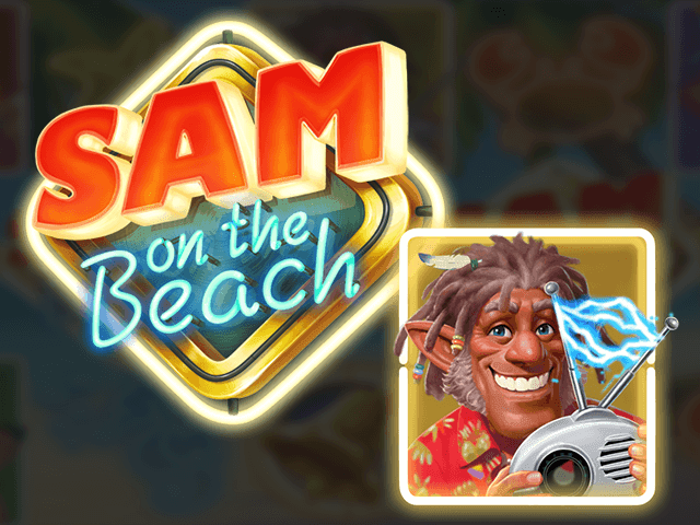 Сэм На Пляже