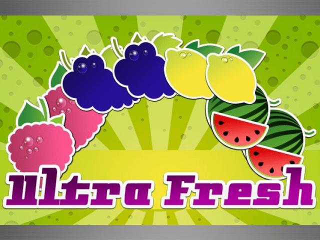 Ultra Fresh - игровой слот